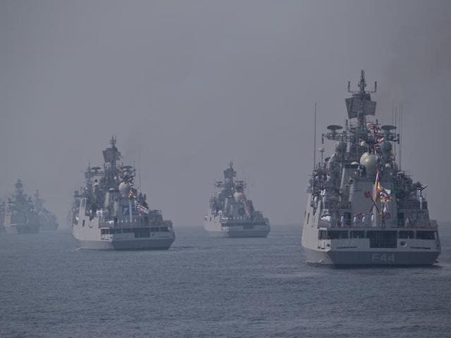 Four Indian naval ships including two stealth frigates and elite Marine Commandos (Marcos) will take part in a trilateral maritime exercise Malabar-16, starting Friday, that will see India, US and Japan playing war games in seas off Japan.