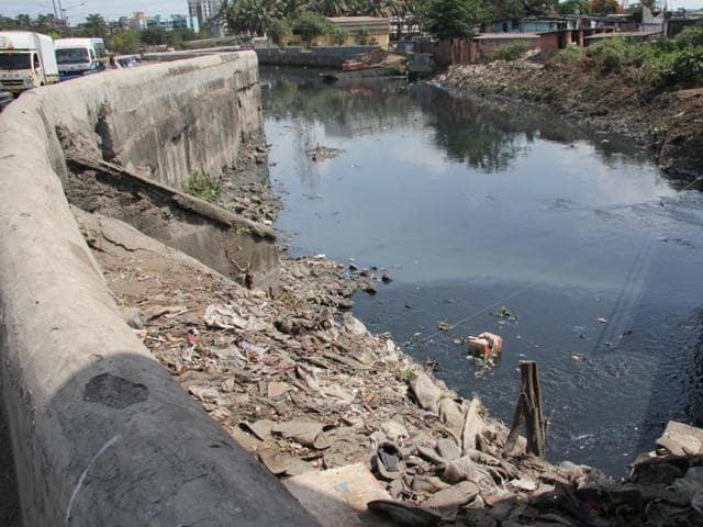 Nullah desilting,Mumbai monsoon,BMC