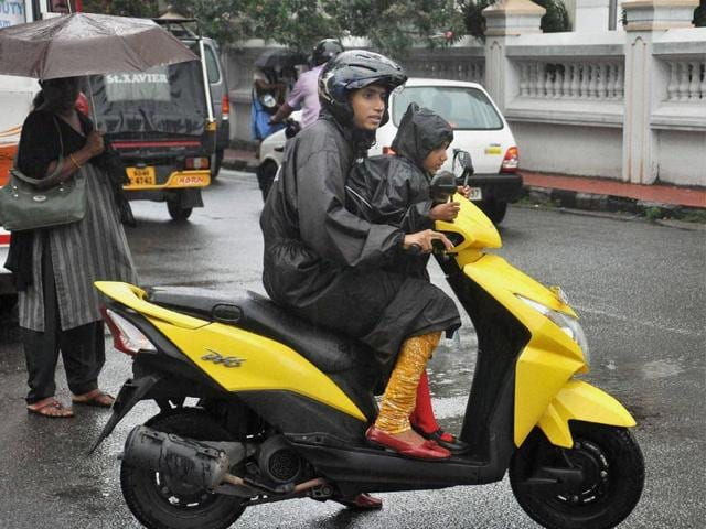 The Indian Meteorological Department has said that the annual monsoon rains have arrived at Kerala coast and Lakshadweep on Wednesday.
