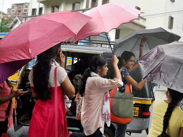 0ab705596fe00 Monsoon hits Kerala, it's time to get your umbrellas out | india news |  Hindustan Times