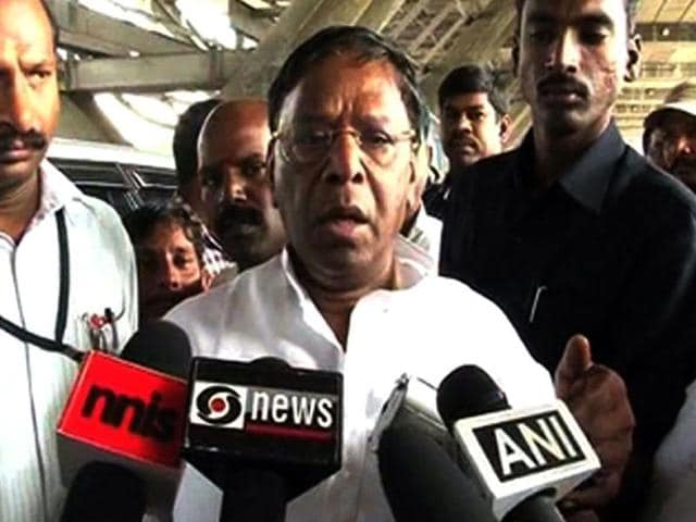 A Congress government, headed by senior party leader and former union minister V Narayanasamy was installed in office on June 6.