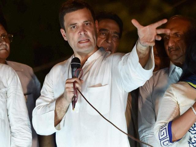 Congress vice-president Rahul Gandhi  has already approached a few senior party members regarding setting up the committee.