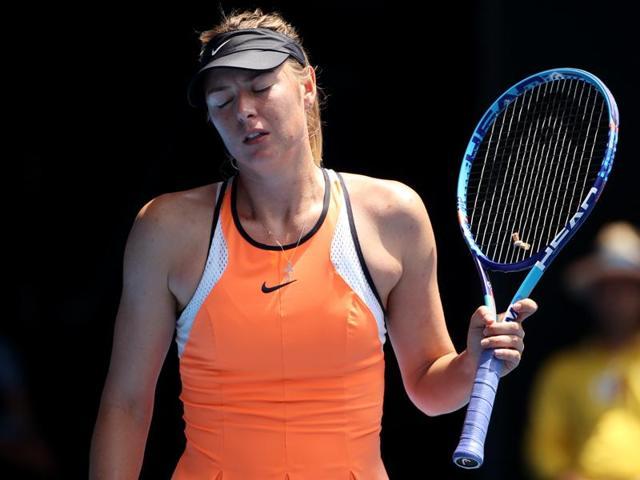 Maria Sharapova banned,Doping ban,Maria Sharapova