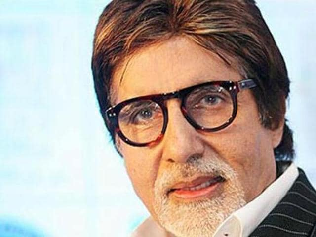 It's been 47 years for Bachchan in Bollywood. (HT Photo)