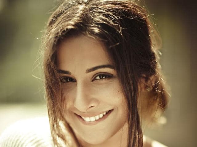 """'I don't want to know beyond a point what people are saying about me,"""" says Vidya Balan."""