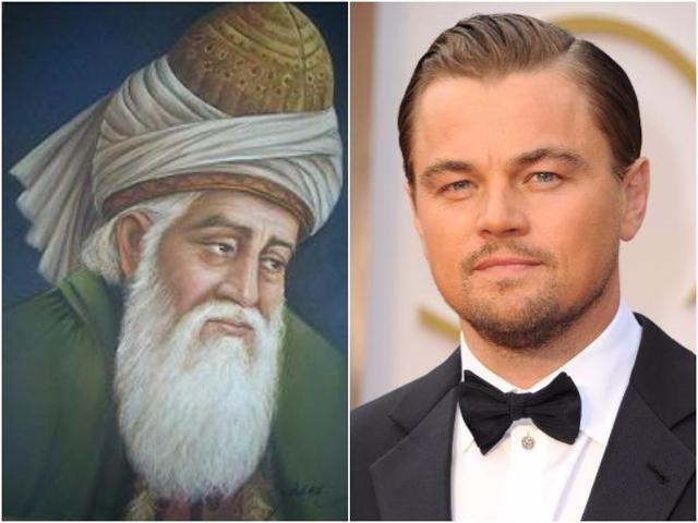 """The makers of the biopic said that although it's """"too early to begin casting,"""" they hoped Leonardo DiCaprio would play Rumi in the upcoming biopic on the 13th century Muslim poet."""