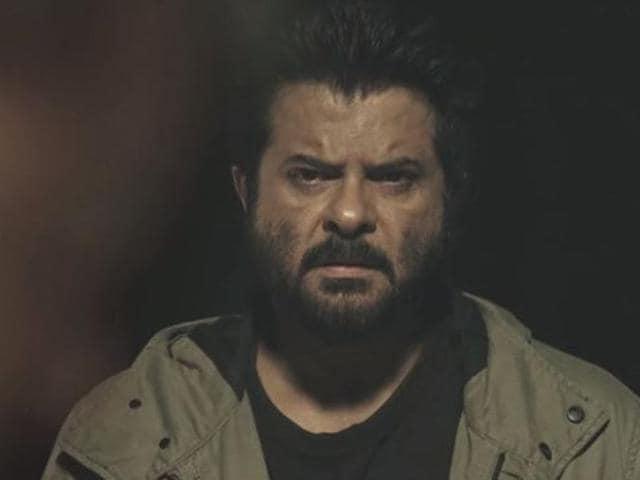 Anil Kapoor in a still from 24 season 2.