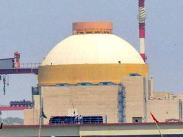 Nuclear power components,Russian atomic power corporation,Kudankulam
