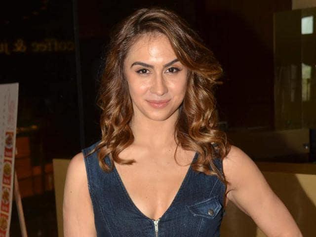 Lauren Gottlieb,Bollywood,Web series