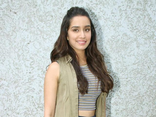 Shraddha is currently juggling multiple projects, including three movies, film promotions and brand shoots.