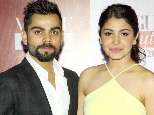 Actor Anushka Sharma met her boyfriend cricketer Virat Kohli's parents in Delhi recently.