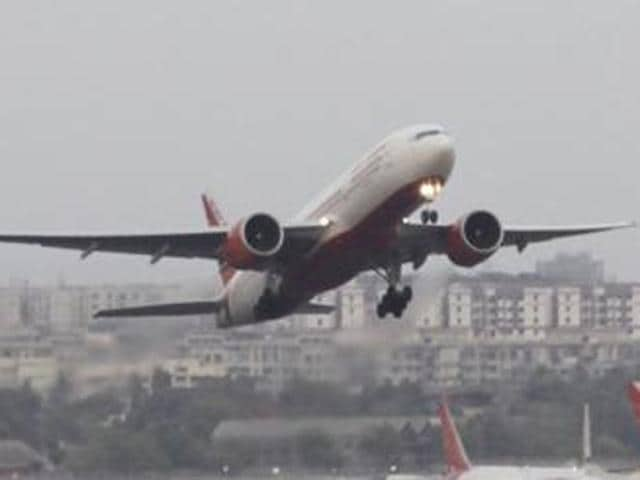 Grappling with mounting debts and tough business conditions, Air India has been in the red since the merger of then Air India and Indian Airlines in 2007 and is staying afloat on a Rs 30,000-crore bailout package extended by the erstwhile UPA regime.