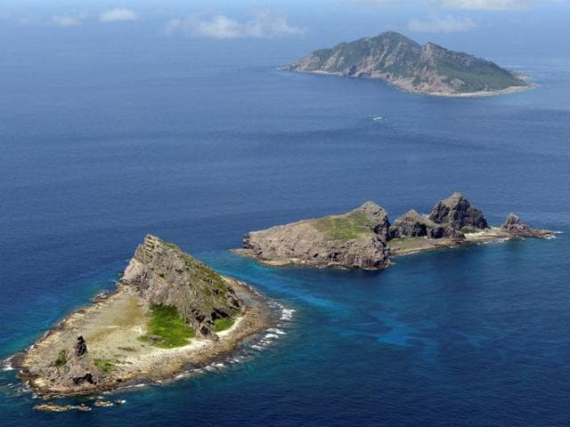 East China Sea,Senkaku Islands,China
