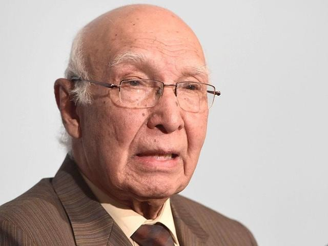 Pakistan's foreign policy chief Sartaj Aziz said on Thursday expressed concern over growing India-US defence relations that are 'disturbing' strategic and conventional balance of power in the region.