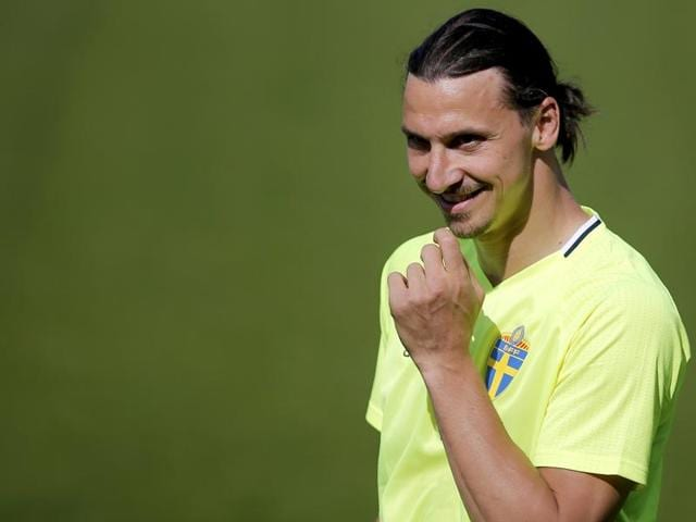 Ibrahimovic is Sweden's top scorer at the Euros with six goals in 10 games.