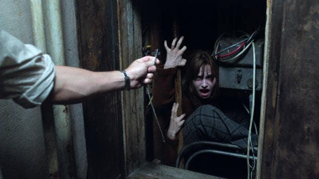 Director James Wan keeps tight control of the haunted-house narrative and maintains a sufficiently spooky atmosphere.