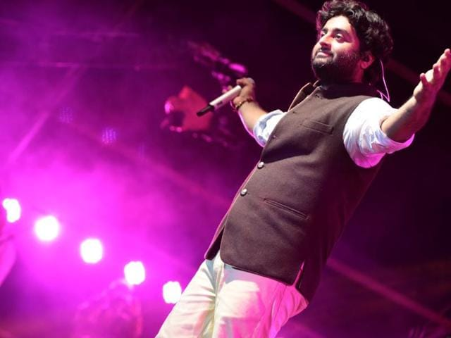 Arijit Singh,Housefull 3,Reality shows