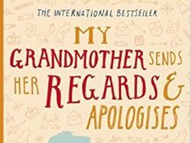 My Grandmother Sends Her Regards and Apologies,Fredrik Backman,Britt-Marie Was Here