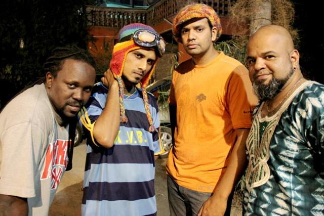 Mumbai-based reggae and urban music outfit Bombay Bassment is known for high-energy performances.