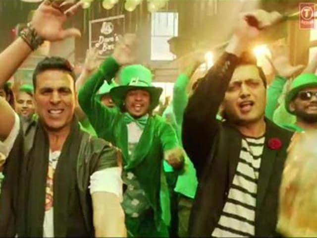 Akshay Kumar and Riteish Deshmukh have been a constant part of the Housefull franchise.