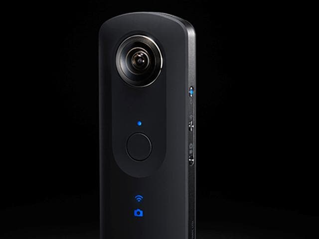 360-degree images shouldn't be confused with virtual reality. In virtual reality, you can move around while 360-degree videos are shot from one point and the your only option is to look around from the point where the camera is capturing