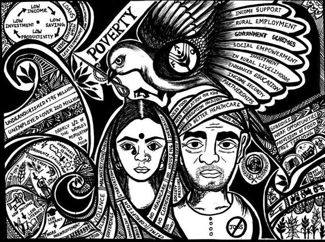 Kaanchi Chopra,Doodles,Social activism