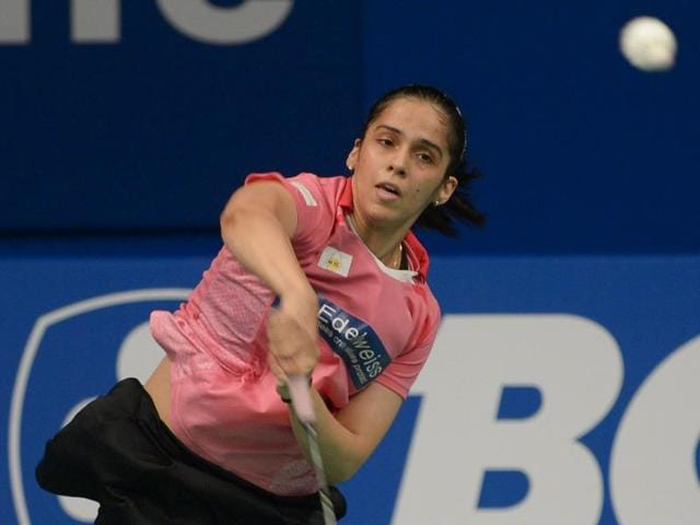 Saina will next take on the winner of the match between fourth seed Wang Yihan and eighth seed Tai Tzu Ying.