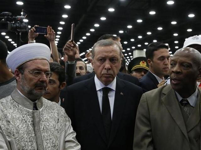 Turkey President,Tayyip Erdogan,Erdogan in US