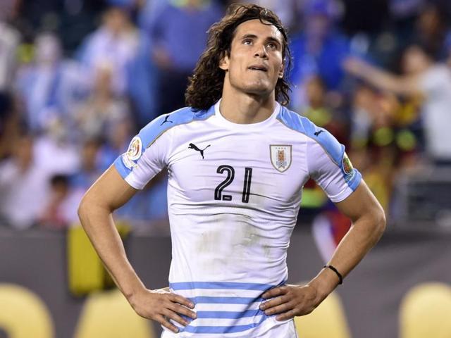 Copa America,Luis Suarez,Salomon Rondon