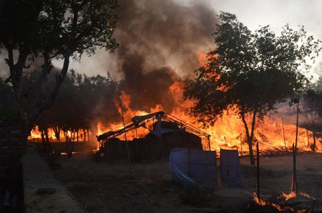 Clashes at Jawahar Bagh park in Mathura on June 2 left at least 29 people dead.