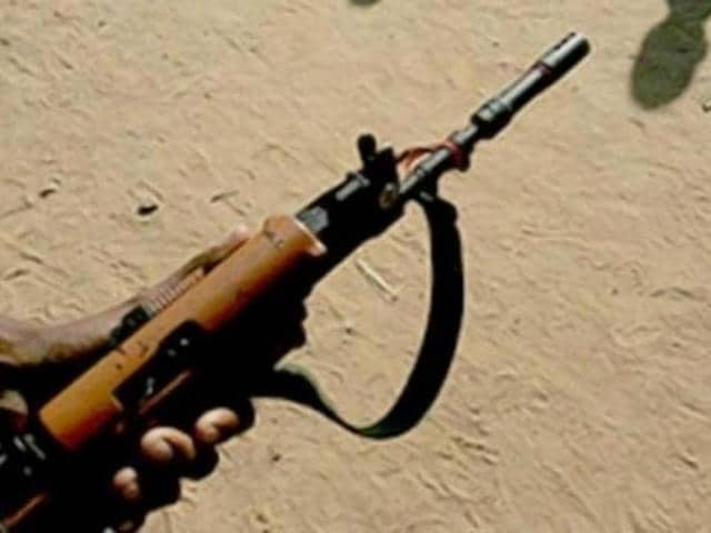 Awadhesh Singh Bhokta was shot seven times by an AK-47 assault rifle at Gewal Bigha village in Madanpur police station area of the district. He died on the spot.