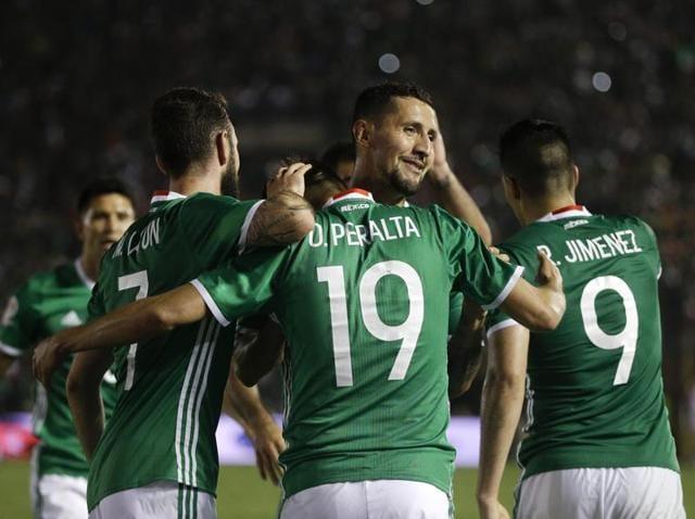 Copa America  Mexico beat Jamaica 2-0 7bfcdf4f7