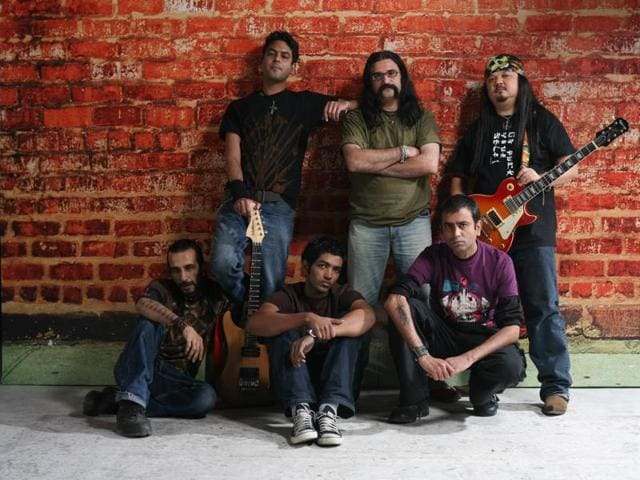 Subir Malik, the guy who is often called the cementing factor in Parikrama, says they began as a bunch of music lovers who wanted to popularise the kind of rock music they grew up listening to.(Parikrama)