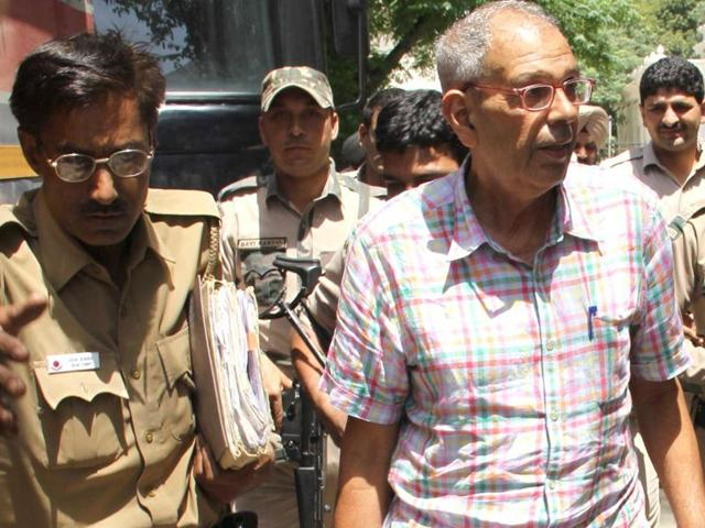 Kobad Ghandy,Kobad Ghandy acquitted,Kobad Ghandy convicted