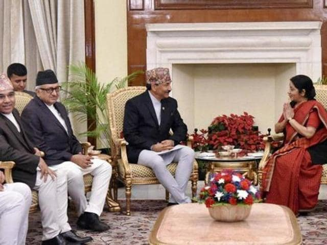 Nepal deputy PM,Kamal Thapa,India visit