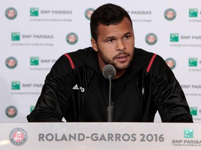 Tsonga sustained an adductor injury against Ernests Gulbis in the French Open third round and has been unable to recover in time for Queen's.