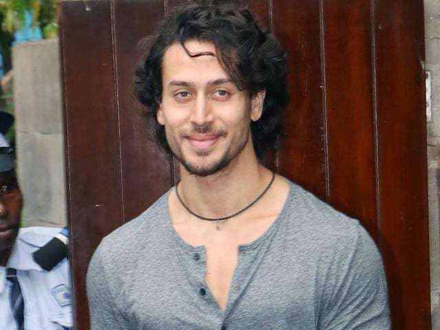 Tiger Shroff is keen to see how his third movie is received.