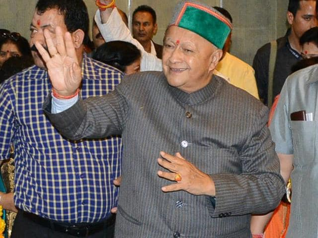 """Himachal Pradesh chief minister Virbhadra Singh was questioned on Thursday also and confronted with various """"evidence"""" of over Rs 6.03 crore worth of unaccounted assets."""