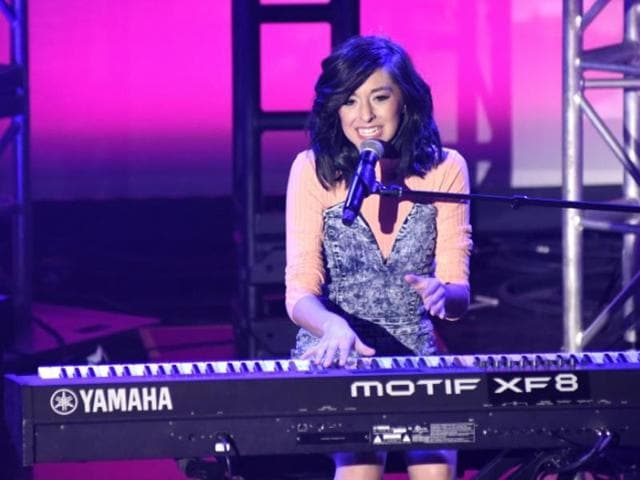 Christina Grimmie was only 22.