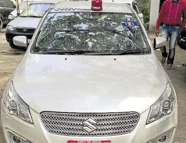 Police seized a sedan with a red beacon and fake stickers of the Union ministry of home affairs that Shaw used. They recovered fake letter heads of some of top corporate houses from Shaw's Bhubaneshwar residence.