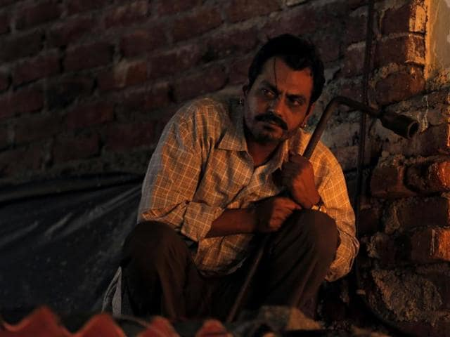A menacing Nawazuddin Siddiqui plays a copycat killer in Anurag Kashyap's new film.