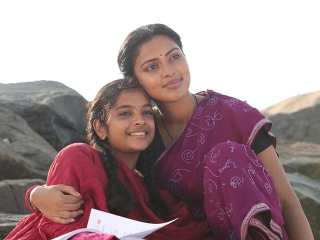 Ashwini Iyer Tiwari has recreated her debut feature, Nil Bhattey Sannata, in Tamil and is titled Amma Kanakku (Mother Maths).