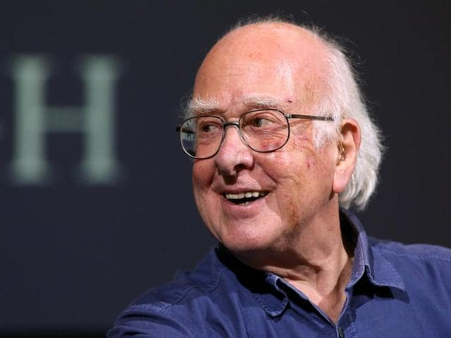 Britain's Professor Peter Higgs is one of 13 Nobel laureates who have written an open letter opposing Brexit.