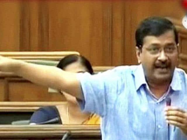 Arvind Kejriwal,Narendra Modi,MCD