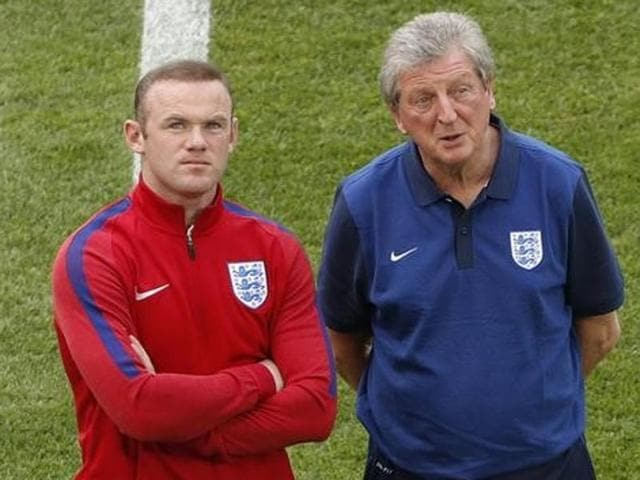 Roy Hodgson,Wayne Rooney,Euro 2016