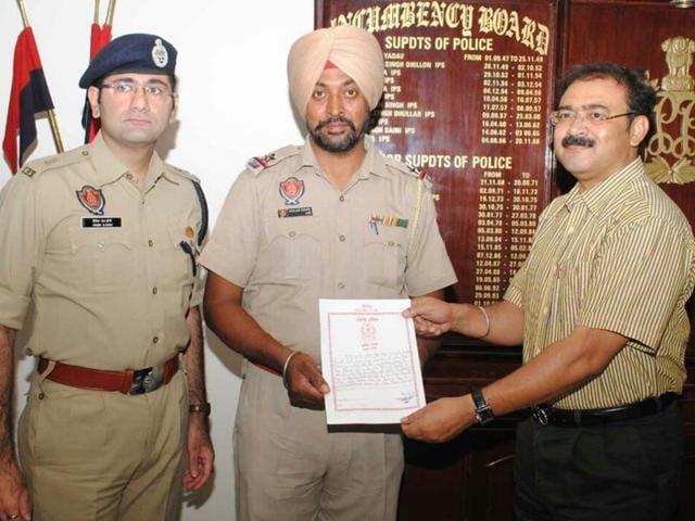 Sikh cop
