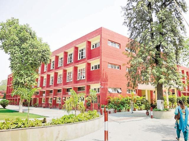Guru Nanak Dev University in Jalandhar.
