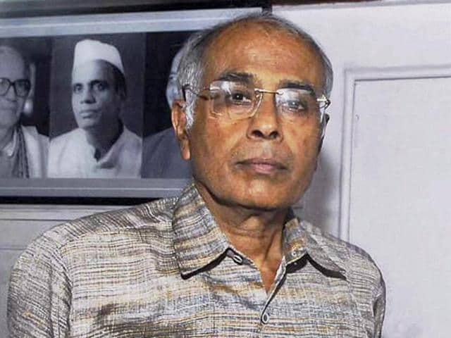 Rationalist Narendra Dabholkar was shot dead by unknown assailants in Pune in 2013.