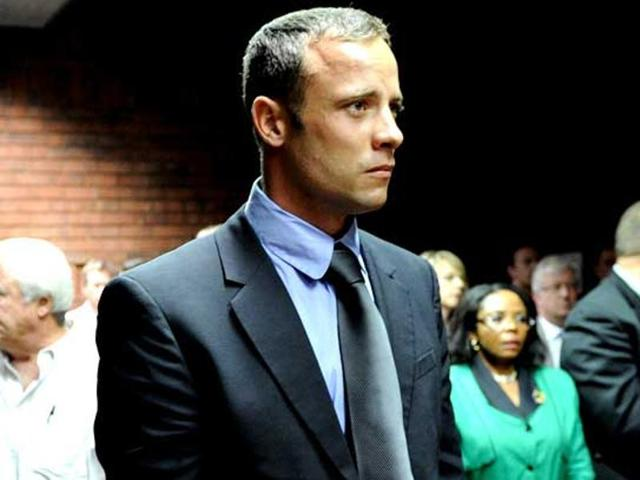 Pistorius was released from jail last October to live under house arrest at his uncle's mansion in Pretoria after serving one year of his five-year sentence for culpable homicide.