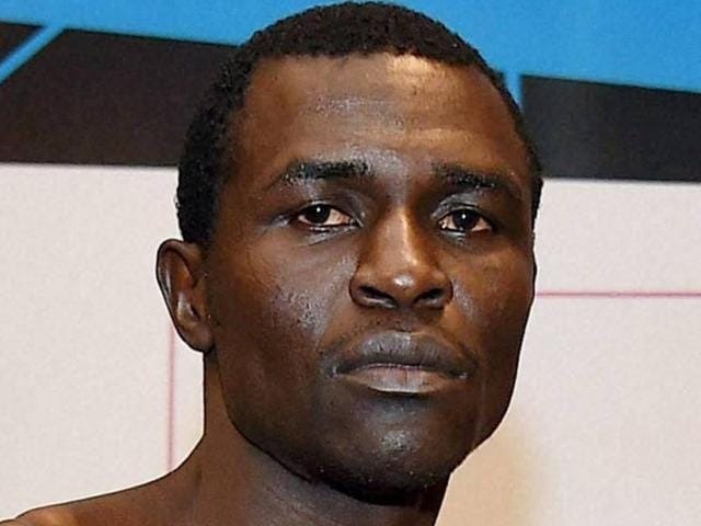 Nickson Abaka says his experience will be key in the bout against Vikas Krishan.